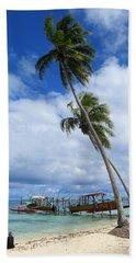 Bora Bora View Beach Towel