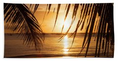 Boracay Philippians 5 Beach Towel by Mark Ashkenazi