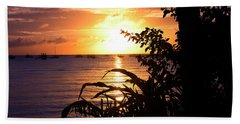Boracay,philippians  2 Beach Towel by Mark Ashkenazi