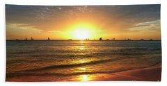 boracay,Philippians 4 Beach Towel