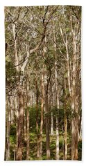 Beach Towel featuring the photograph Boranup Forest  by Ivy Ho