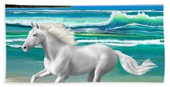 Born Free Beach Towel