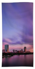 Boston Afterglow Beach Towel