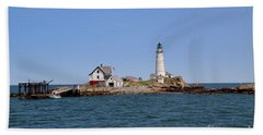 Boston Light Beach Sheet
