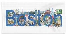 Boston Beach Sheet