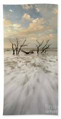 Botany Bay In South Carolina Beach Towel