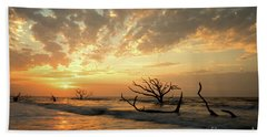 Botany Bay Sunrise Beach Towel