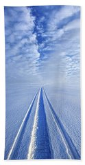 Beach Towel featuring the photograph Boundless Infinitude by Phil Koch