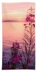 Bouquet For A Sleeping Lady Beach Sheet