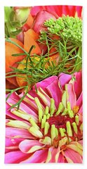 Bouquet Parfait Beach Towel