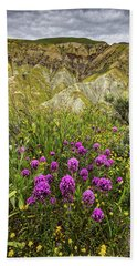 Beach Towel featuring the photograph Bouquet by Peter Tellone