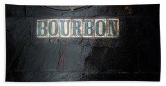 Bourbon Beach Towel