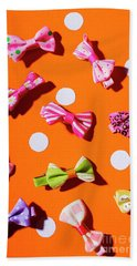 Beach Towel featuring the photograph Bow Tie Party by Jorgo Photography - Wall Art Gallery