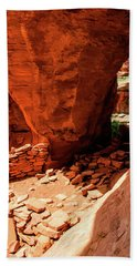 Boynton Canyon 04-647 Beach Towel by Scott McAllister