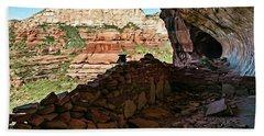 Boynton Canyon 05-1019 Beach Sheet by Scott McAllister