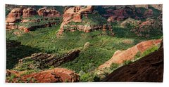 Boynton Canyon 05-942 Beach Towel