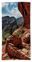 Boynton Canyon 08-160 Beach Towel
