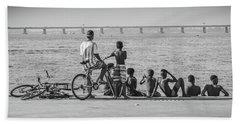 Boys From Brazil Beach Towel