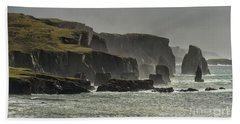 Braewick Shetland Beach Towel