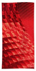 Brake Light 75 Beach Towel