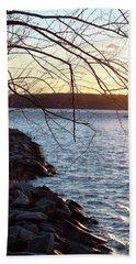 Late-summer Riverbank Beach Sheet
