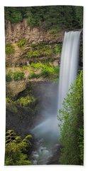 Brandywine Falls Beach Towel