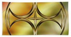 Brass Design 6 Beach Sheet