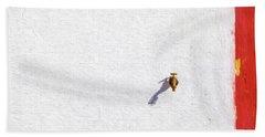 Brass Water Spicket Beach Towel