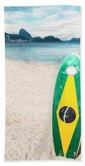Brazilian Standup Paddle Beach Towel