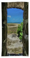 Break Free Of Your Walls Beach Towel