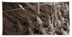 Breaker Boys Lehigh Valley Coal Co Maltby Pa Near Swoyersville Pa Early 1900s Beach Sheet