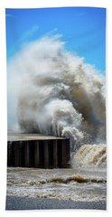 Breaking Power Beach Sheet
