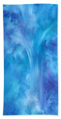 Healing Waters Beach Towel
