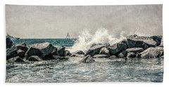 Breakwater Beach Towel