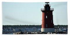 Breakwater Tower Beach Sheet