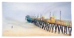 Breathe In Beach Sheet