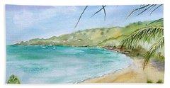 Brewers Bay Beach Sheet
