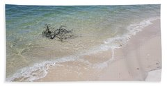 Bribie Branches 2 Beach Towel