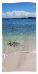 Bribie Branches  Beach Towel