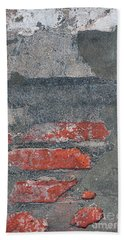 Beach Towel featuring the photograph Bricks And Mortar by Elena Elisseeva
