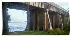 Bridge In Leesylvania Park Va Beach Sheet