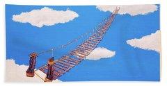 Bridge To Nowhere Beach Sheet