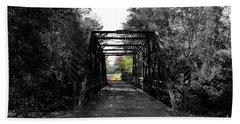 Bridge To Oz Beach Sheet