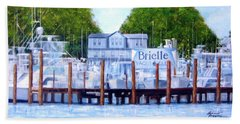 Brielle, Nj Beach Towel