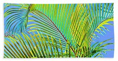 Bright And Breezy Beach Towel