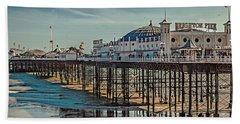 Brighton Pier Beach Towel