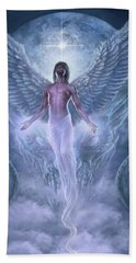 Bringer Of Light Beach Sheet