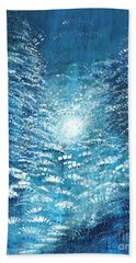 Brite Nite Beach Towel