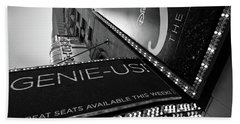 Broadway  -27868-bw Beach Towel