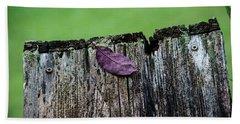 Brock's Leaf Beach Sheet